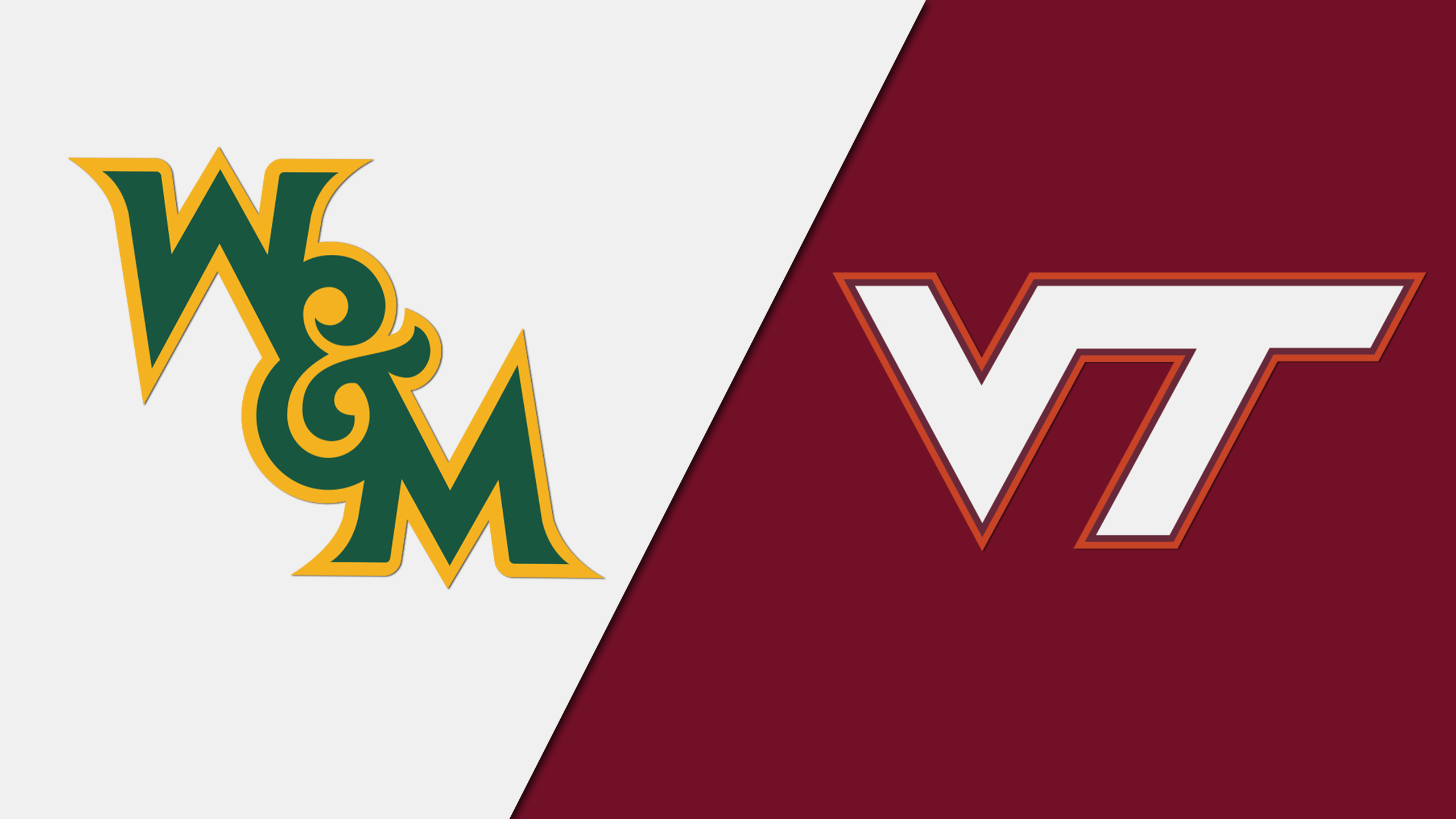 William & Mary vs. Virginia Tech (M Soccer)