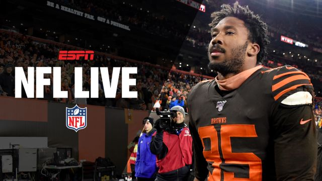 Wed, 11/20 - NFL Live