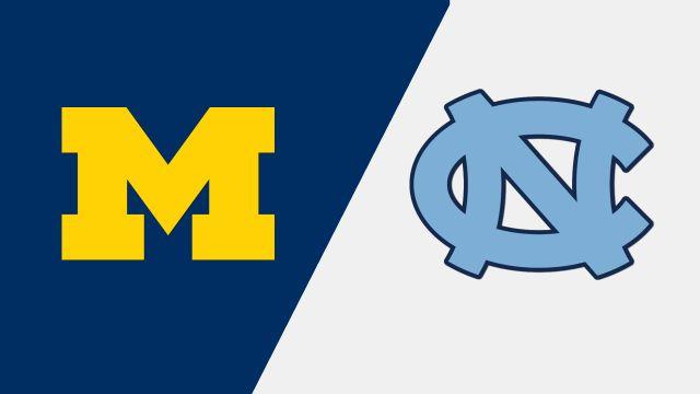 Michigan vs. North Carolina (Softball)