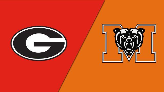 Georgia vs. Mercer