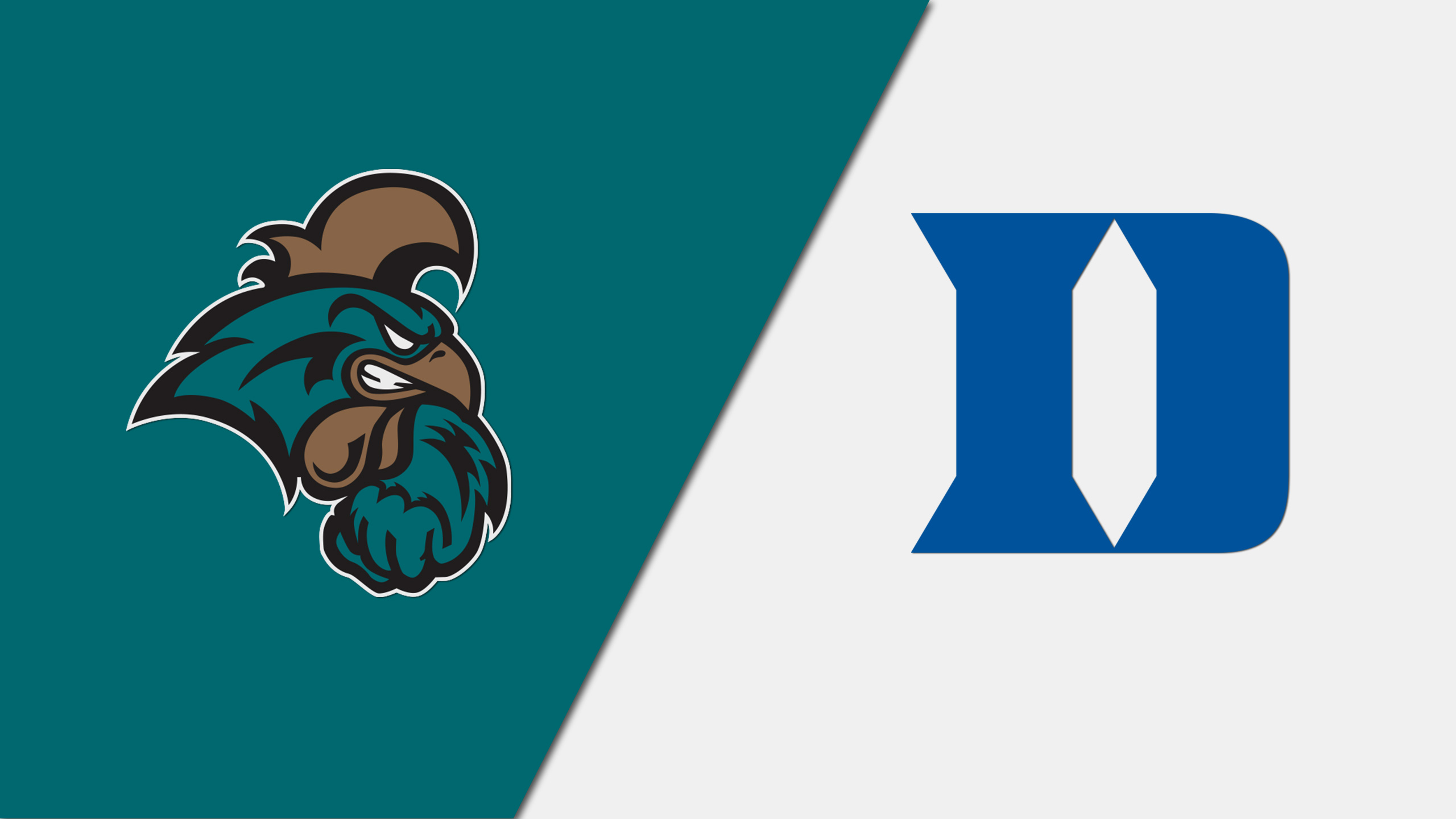 Coastal Carolina vs. Duke (Softball)