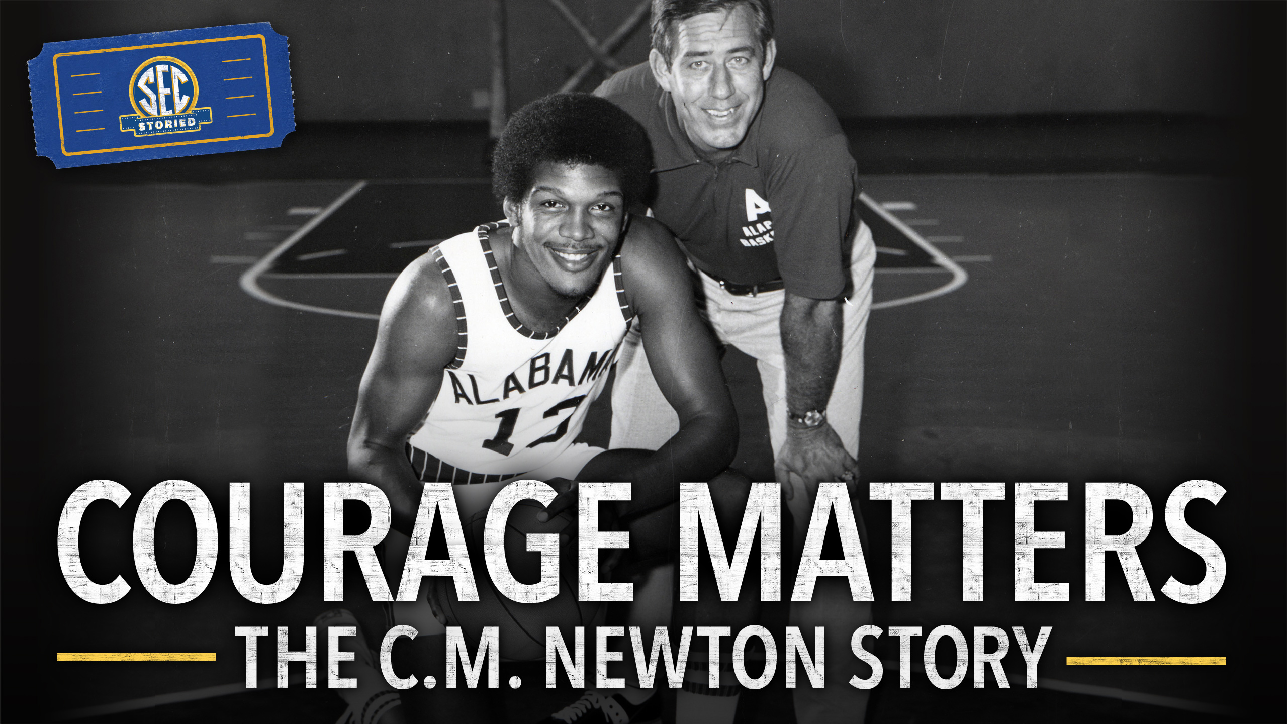 SEC Storied: Courage Matters Presented by Regions Bank