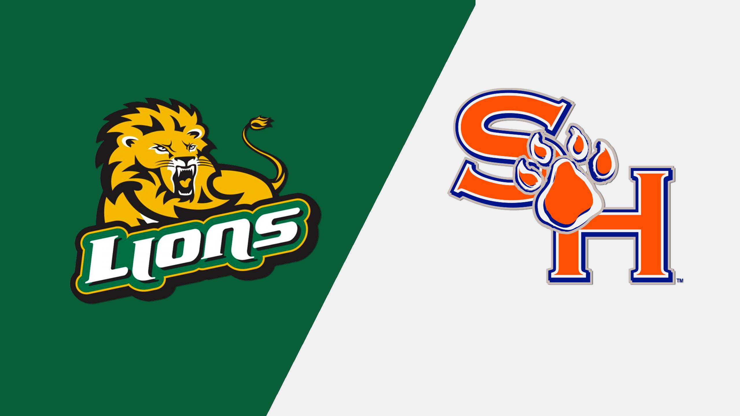 Southeastern Louisiana vs. Sam Houston State (W Volleyball)