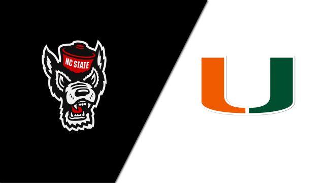 #5 NC State vs. Miami (Baseball)