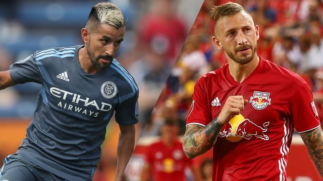 Sat, 8/24 - New York City FC vs. New York Red Bulls (MLS)