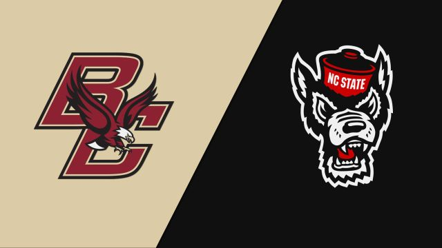 Boston College vs. NC State (W Volleyball)