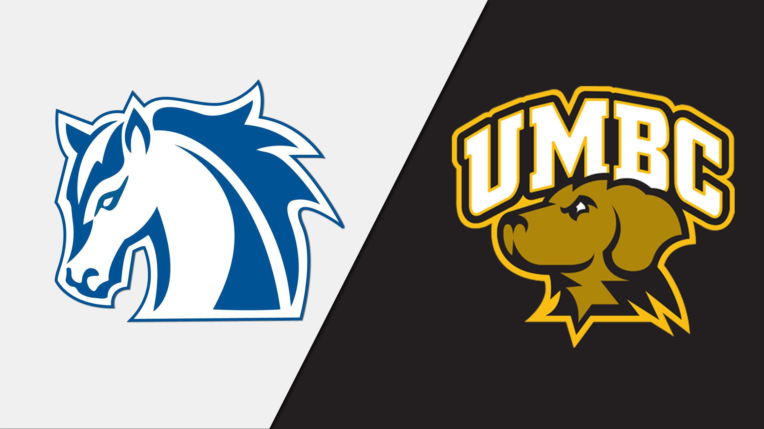 Hood vs. UMBC (M Basketball)