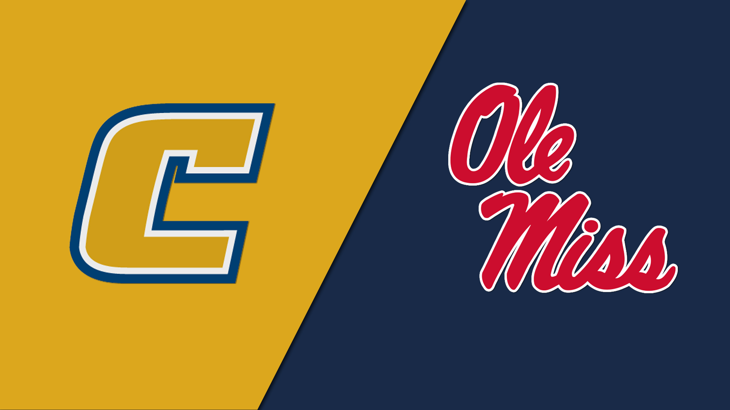 Chattanooga vs. Ole Miss (Site 9 / Game 2)
