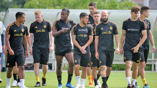 Bélgica e Inglaterra reúnem astros e rivais da Premier League