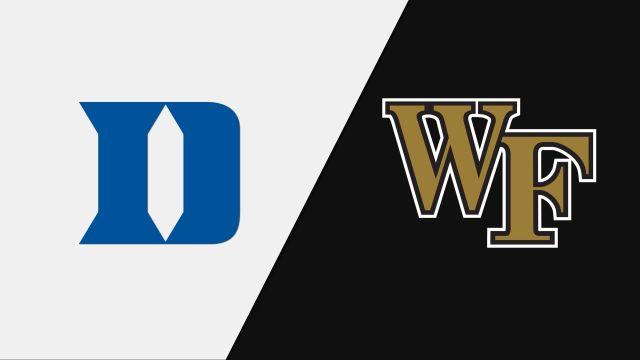 Duke vs. Wake Forest