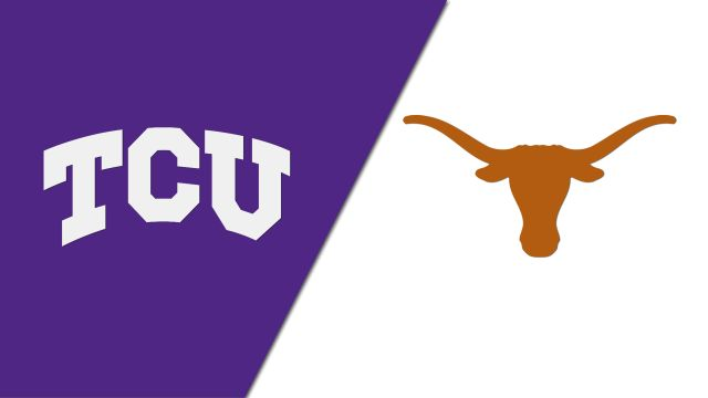 TCU vs. Texas (W Volleyball)