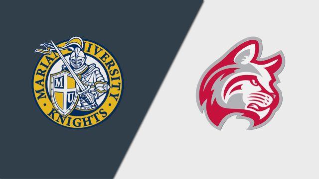 Marian (IN) vs. Indiana Wesleyan (Semifinal) (M Basketball)