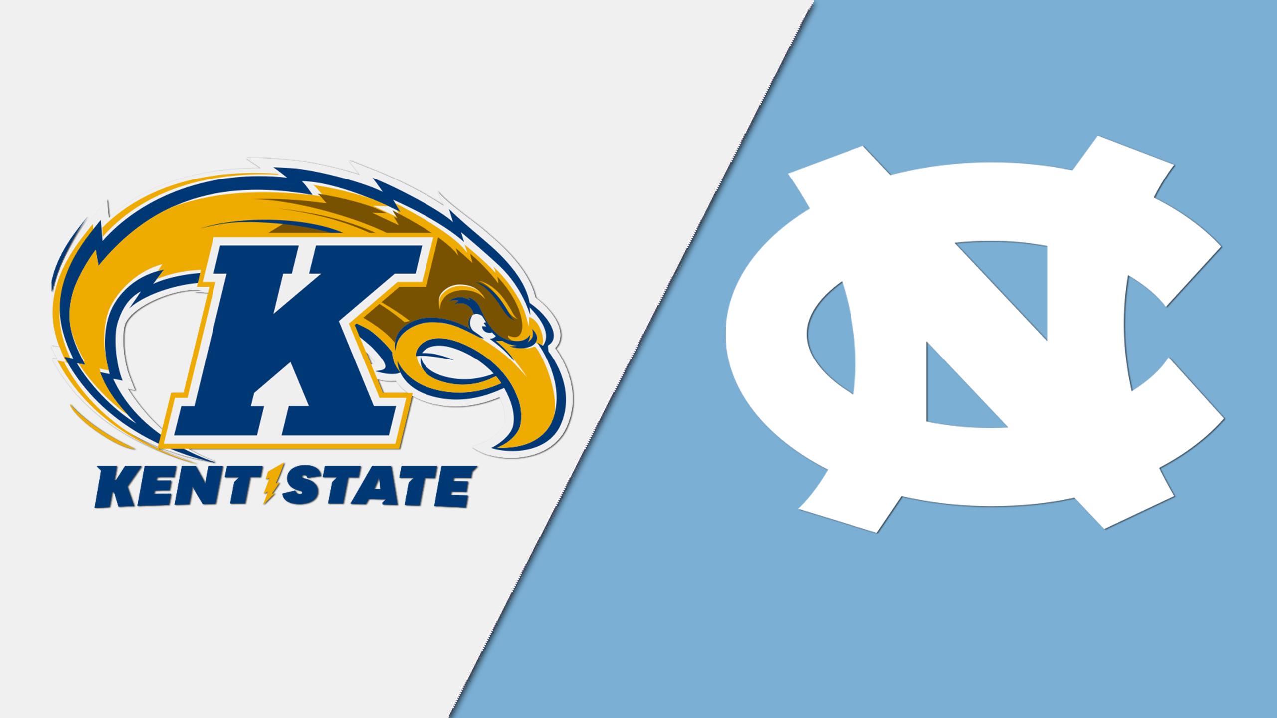 Kent State vs. North Carolina (W Basketball)