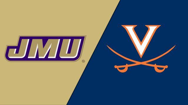James Madison vs. Virginia (Baseball)
