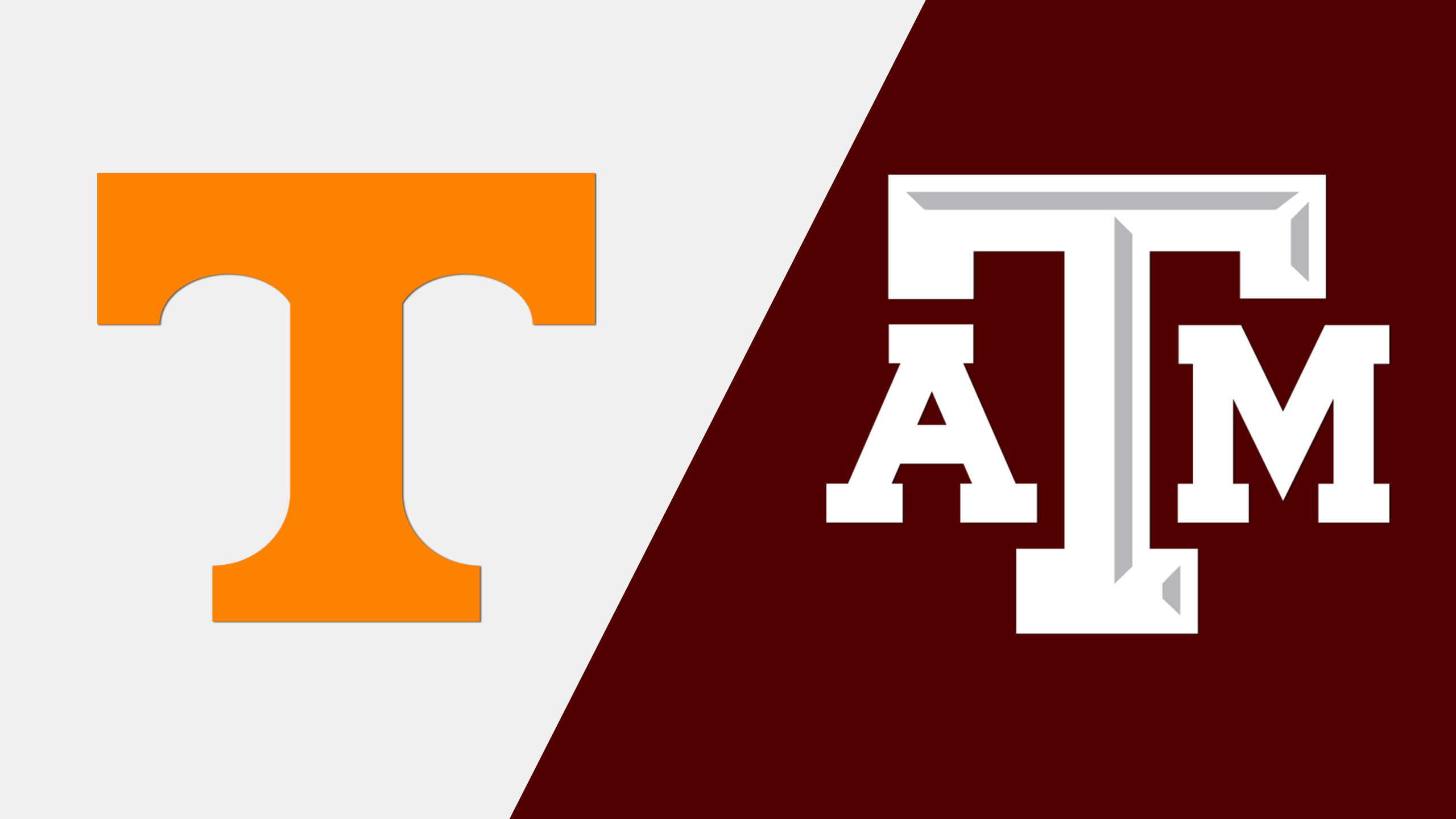 Tennessee vs. Texas A&M (W Volleyball)