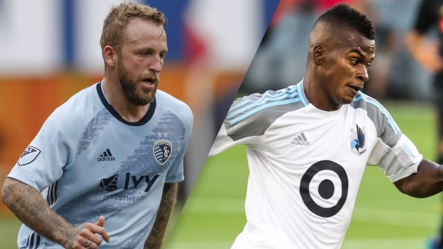 Thu, 8/22 - In Spanish-Sporting Kansas City vs. Minnesota United FC (MLS)