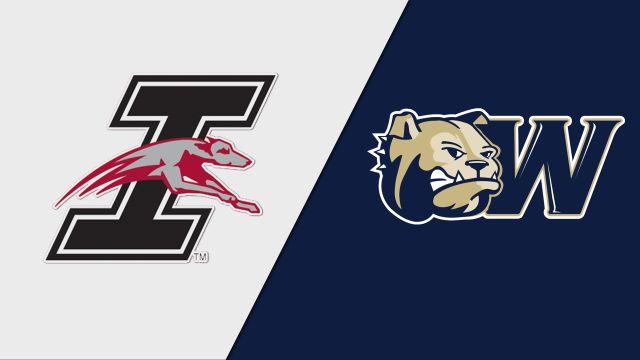 Indianapolis vs. Wingate (M Lacrosse)