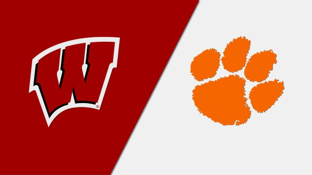 #9 Wisconsin vs. Clemson (W Volleyball)