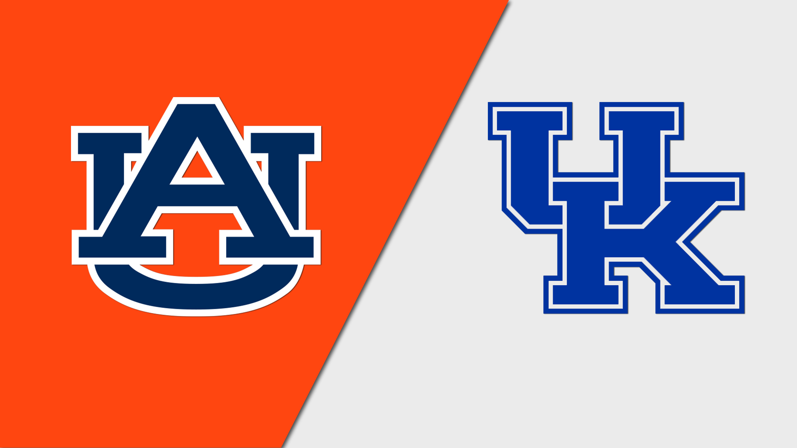 Auburn vs. Kentucky (M Basketball) (re-air)