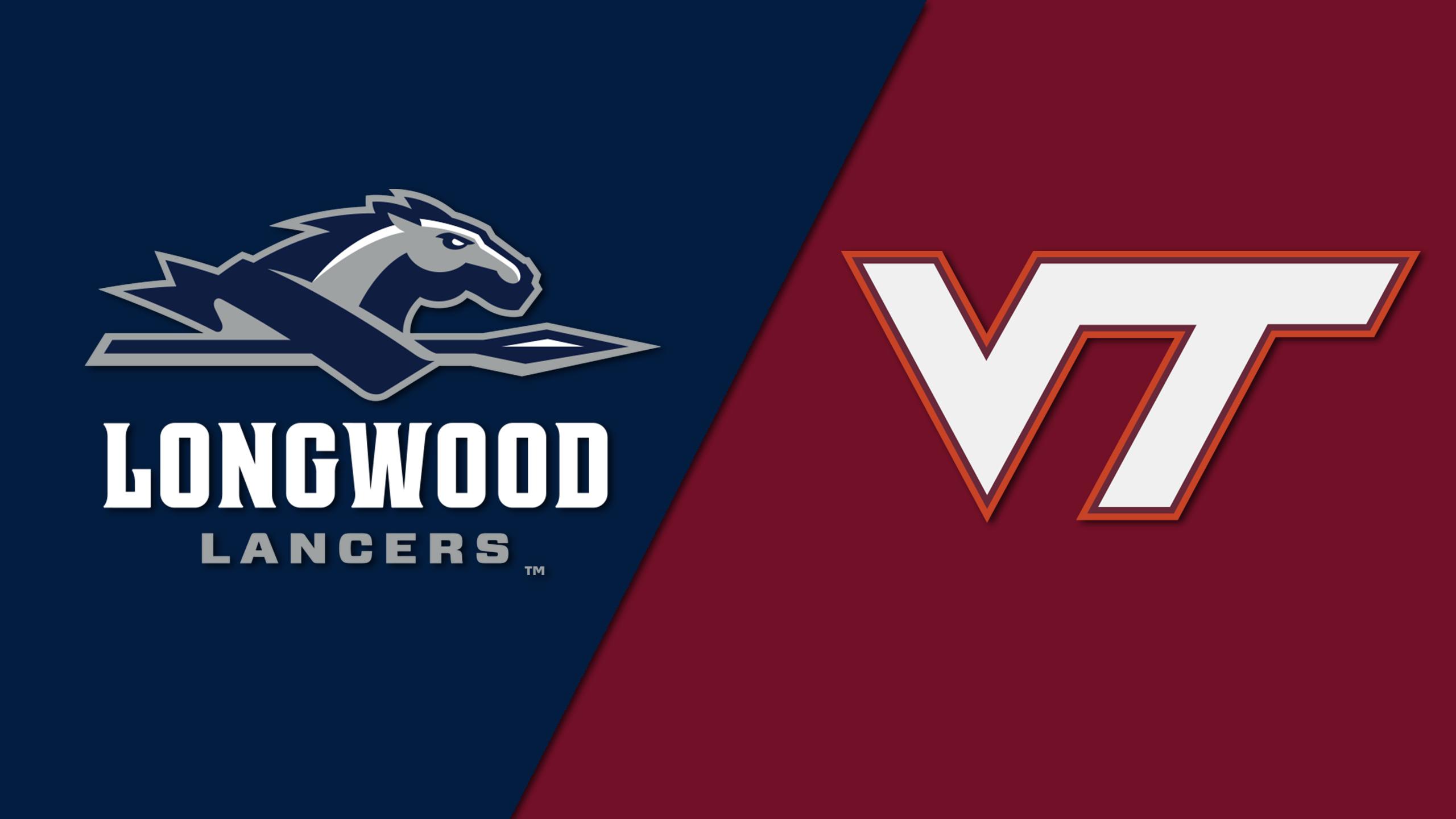 Longwood vs. #14 Virginia Tech (M Soccer)