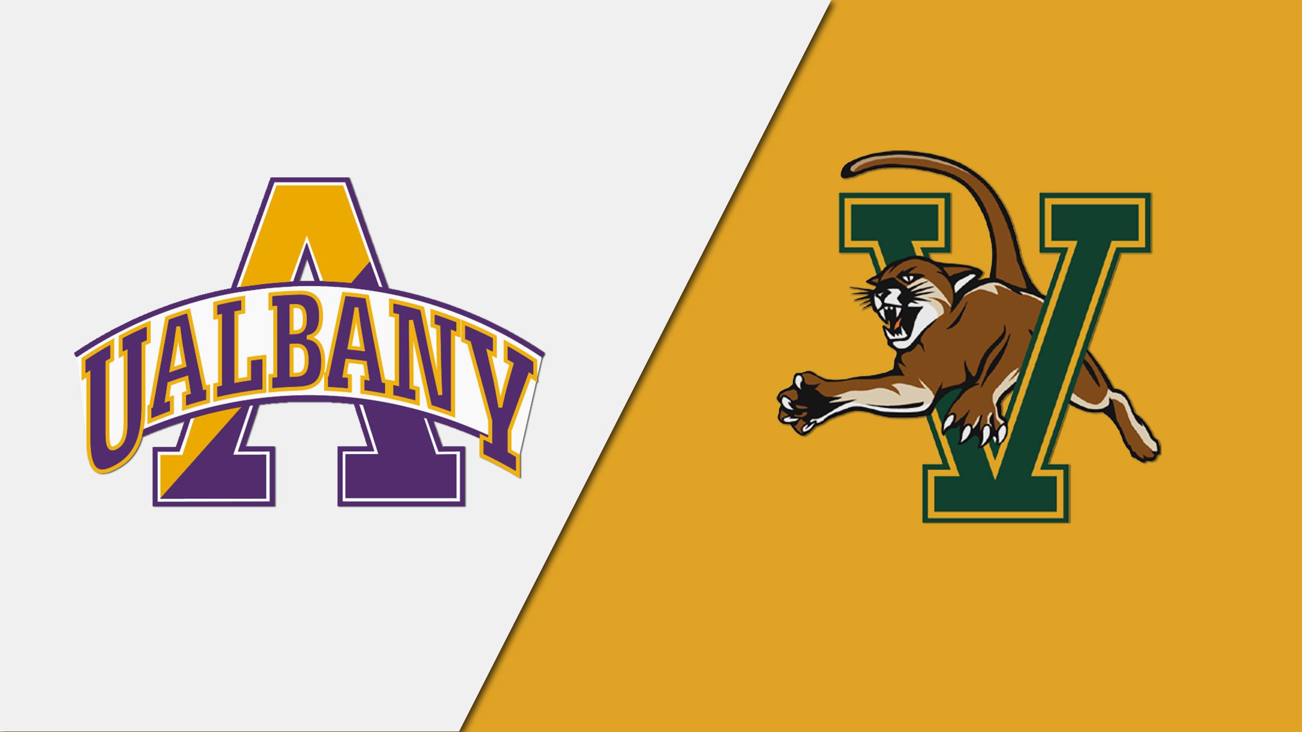 Albany vs. Vermont (M Basketball)