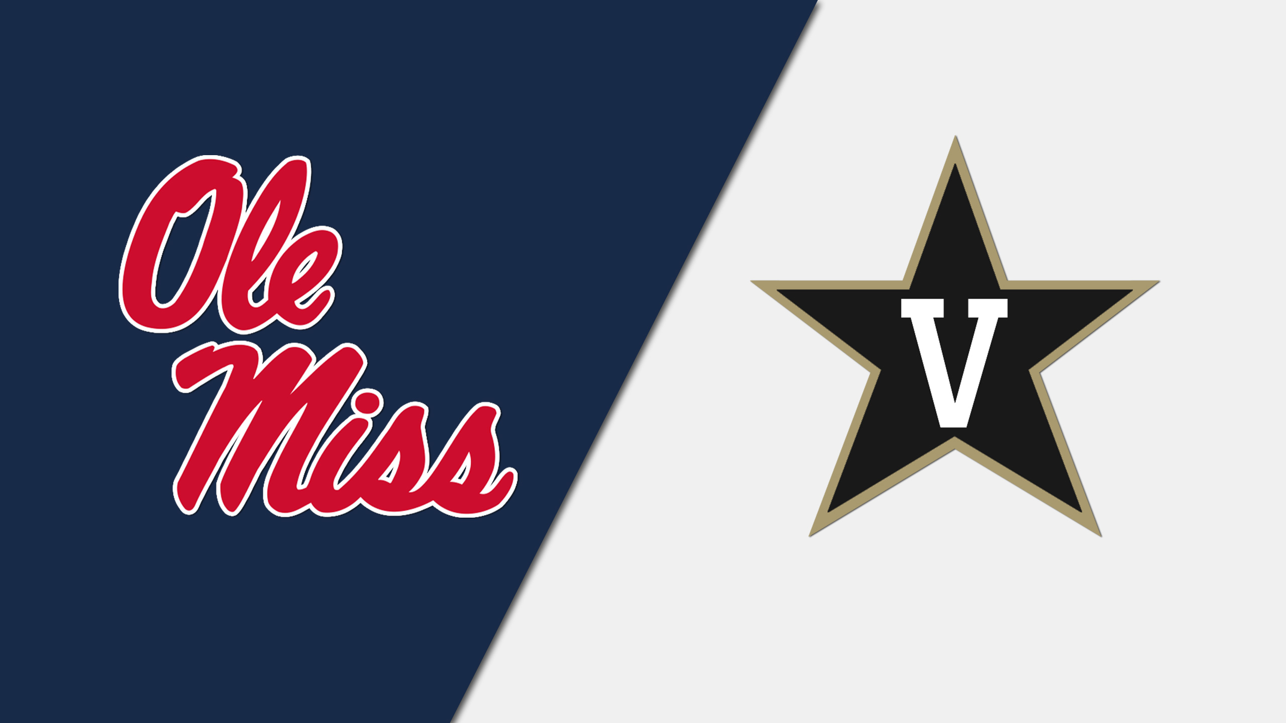 Ole Miss vs. Vanderbilt (Football) (re-air)