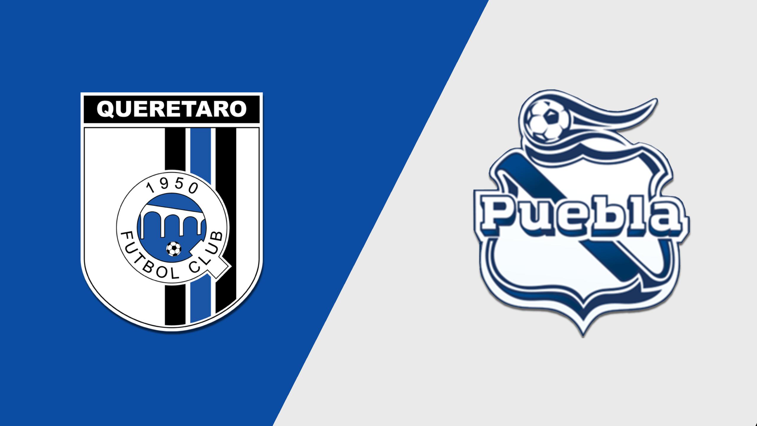 Gallos Blancos de Querétaro vs. Puebla FC (Jornada 9)