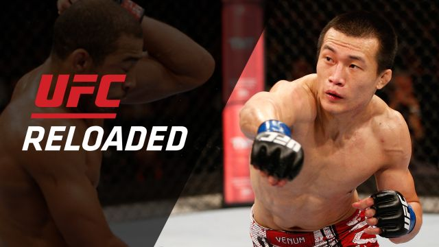 UFC Reloaded: 163: Aldo vs. Korean Zombie