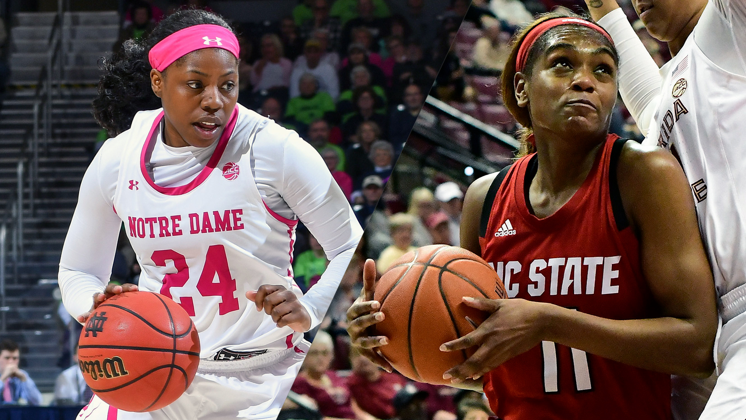 #6 Notre Dame vs. #12 NC State (W Basketball)