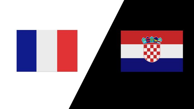 France vs. Croatia (Group Stage) (UEFA U-21 Championship)
