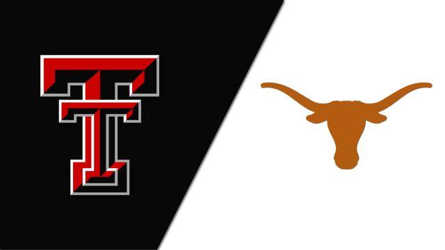 Texas Tech vs. Texas (W Basketball)