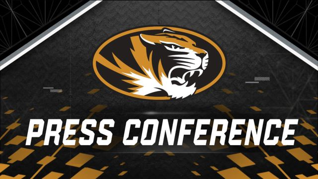 Missouri Football Press Conference