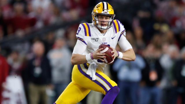 LSU vs. Alabama (Football)
