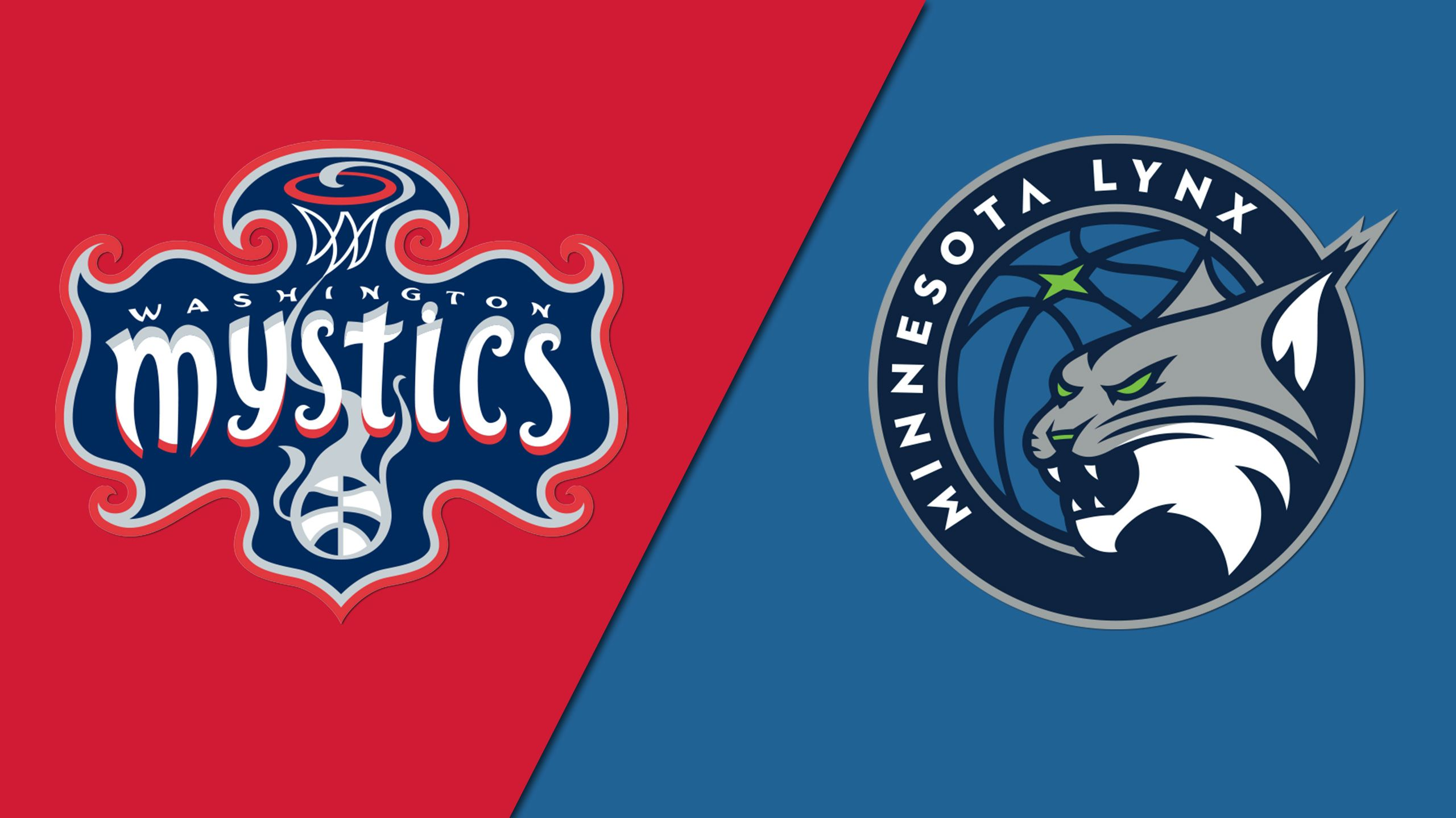 Washington Mystics vs. Minnesota Lynx