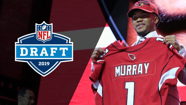 2019 NFL Draft Presented by Courtyard (Round 1)