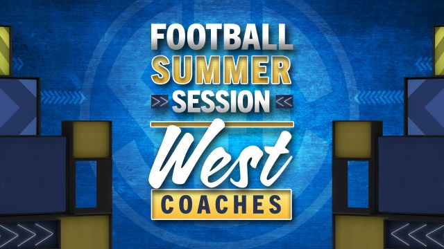 Football Summer Session: West Coaches