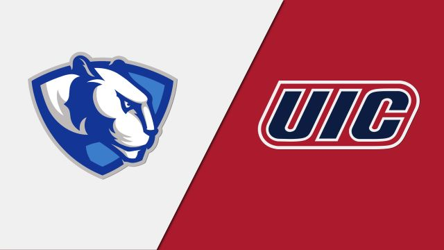 Eastern Illinois vs. UIC (W Basketball)