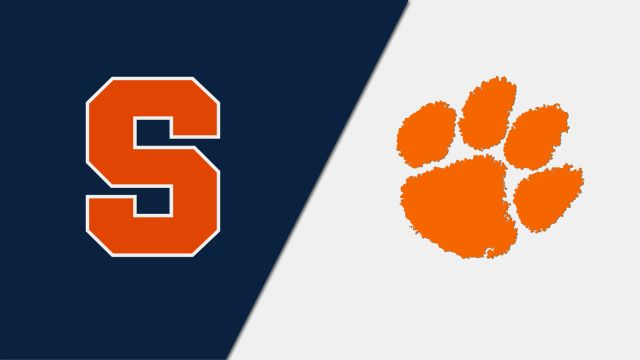 Syracuse vs. Clemson (re-air)