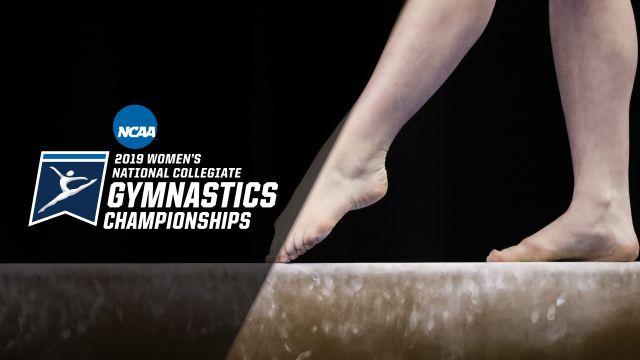NCAA Women's Gymnastics Championships (Beam, Semifinal #1) (W Gymnastics)