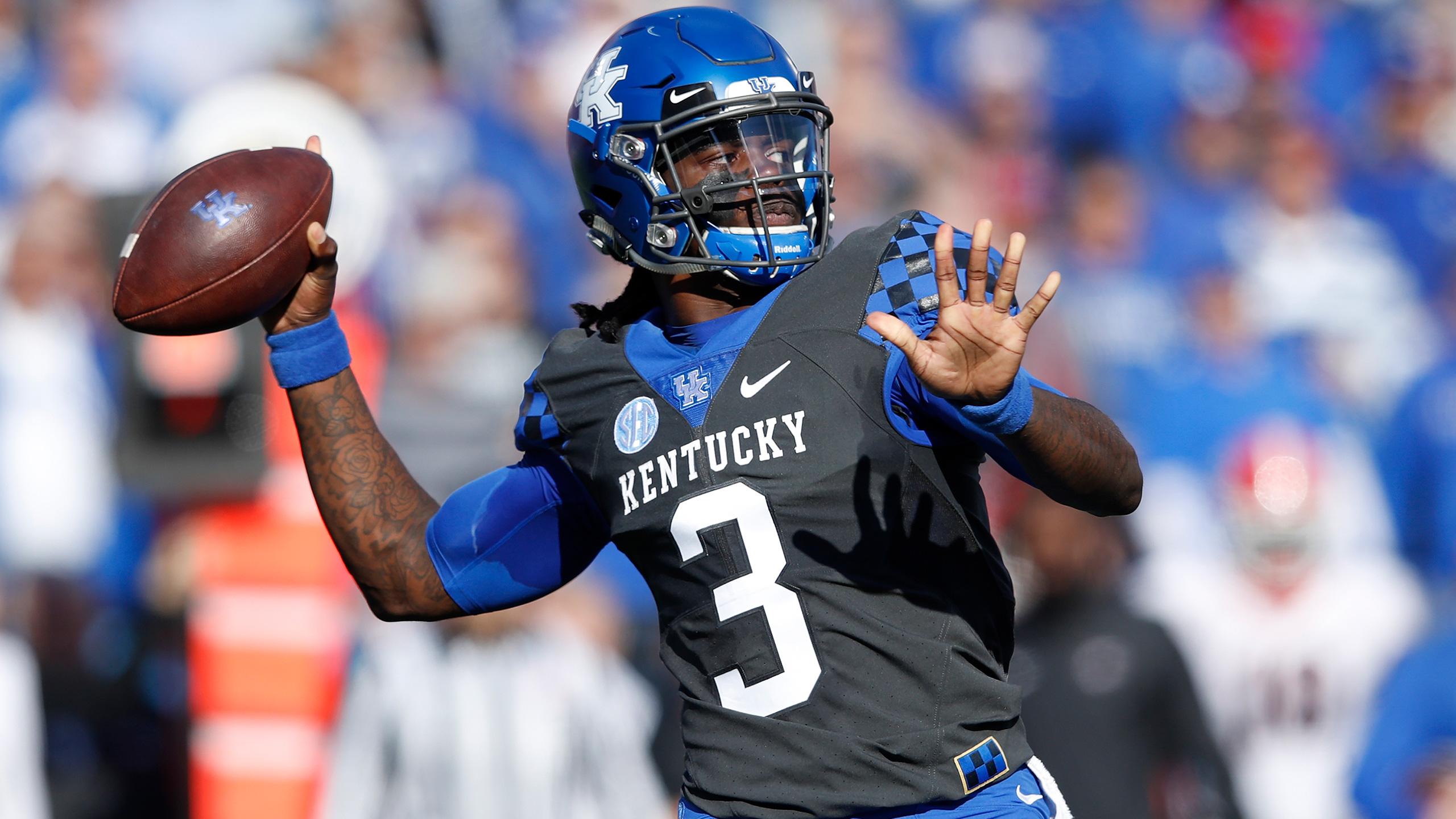 #11 Kentucky vs. Tennessee (Football) (re-air)