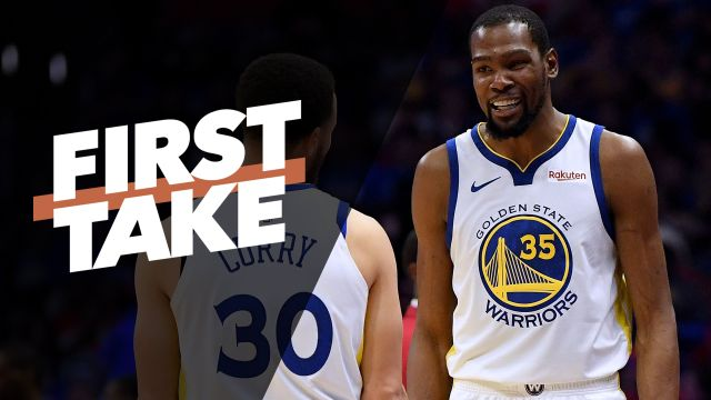First Take Presented by U.S. Marines