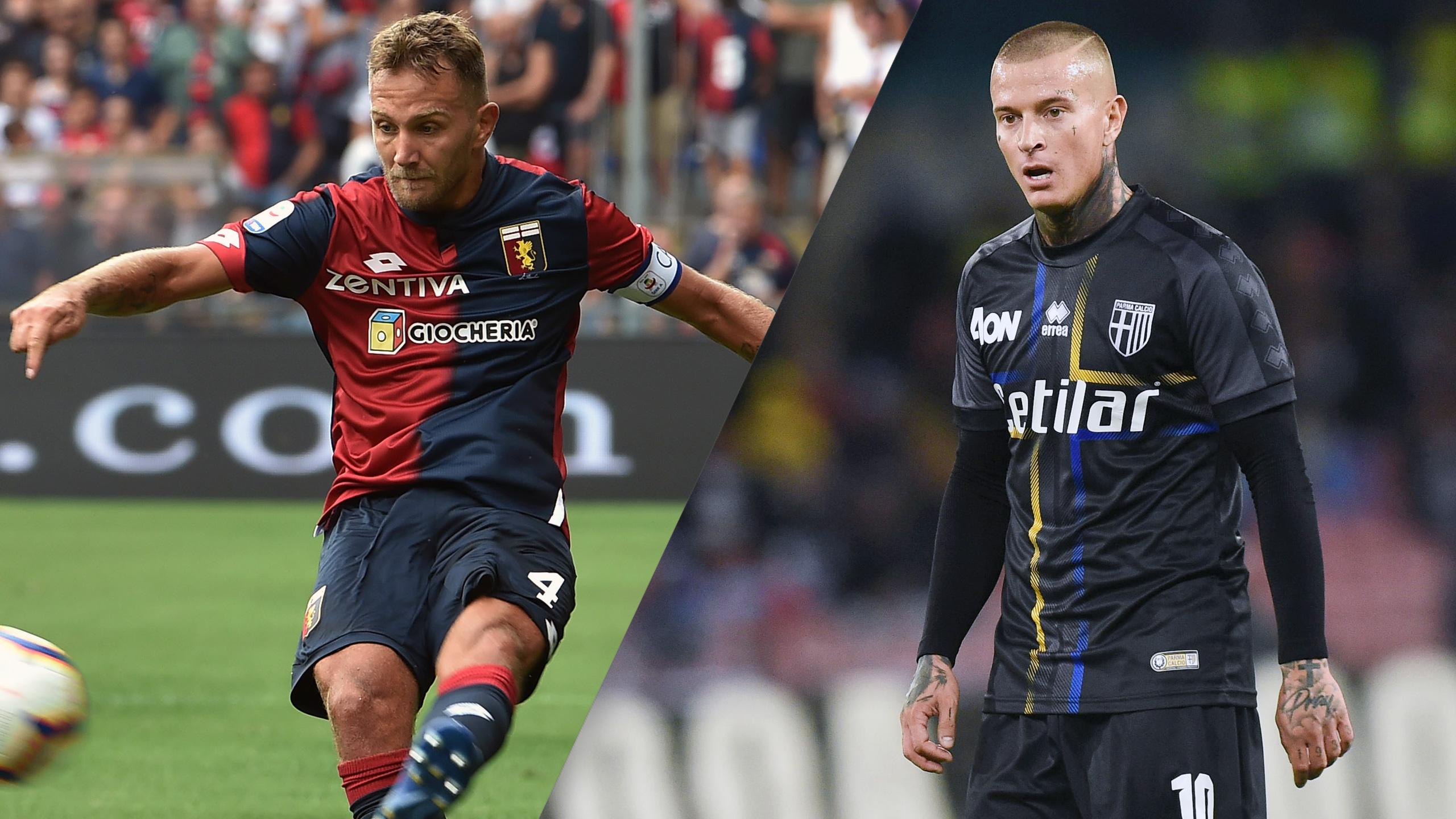 Genoa vs. Parma (re-air)