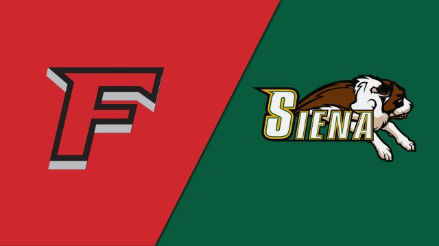 Fairfield vs. Siena (W Volleyball)