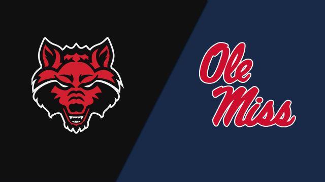 Arkansas State vs. Ole Miss (M Basketball)