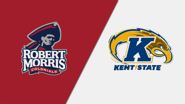 Robert Morris vs. Kent State (W Basketball)