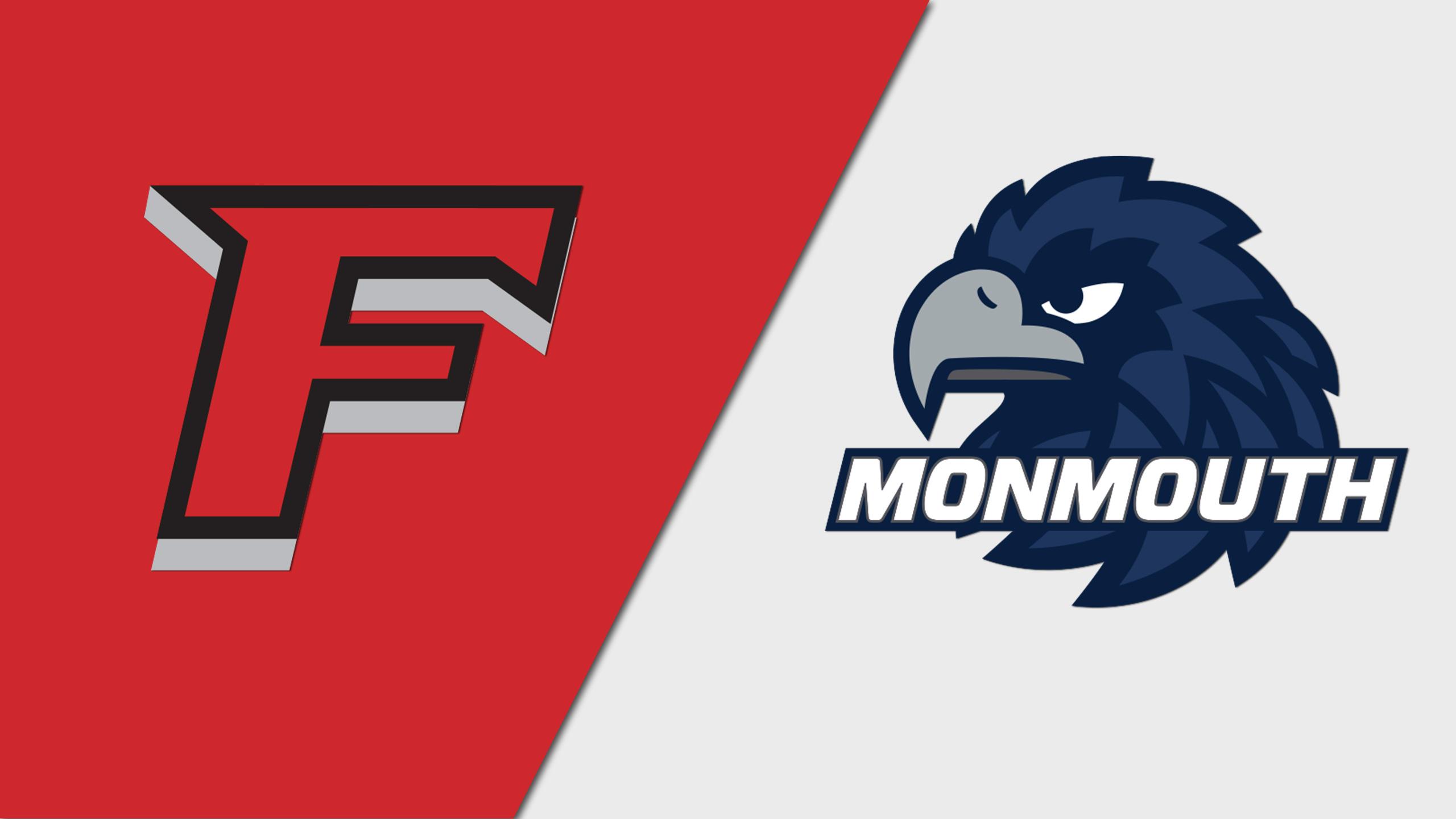 Fairfield vs. Monmouth (M Basketball)