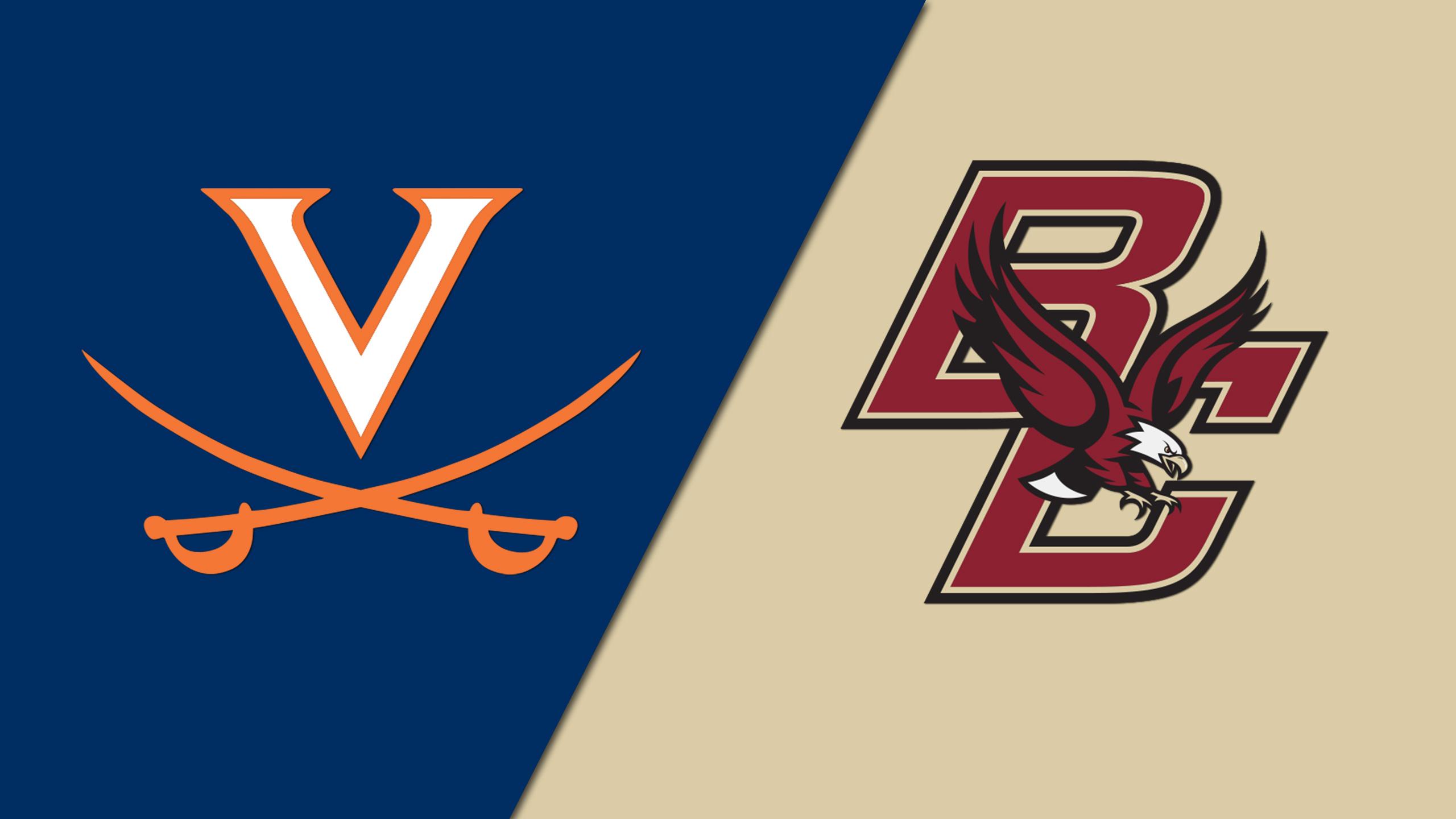 Virginia vs. Boston College (W Volleyball)