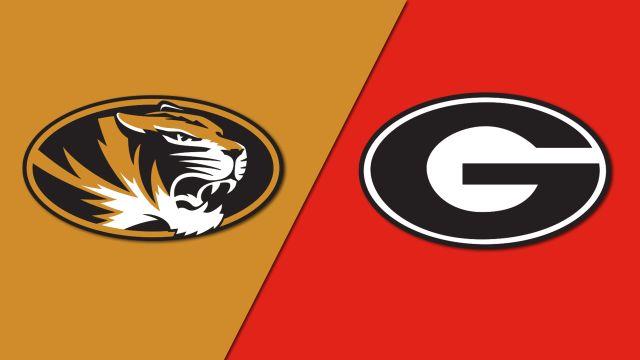 Missouri vs. Georgia (W Soccer)