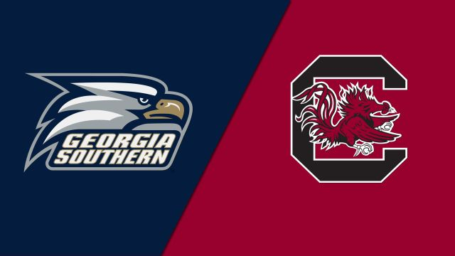 Georgia Southern vs. #17 South Carolina (Softball)
