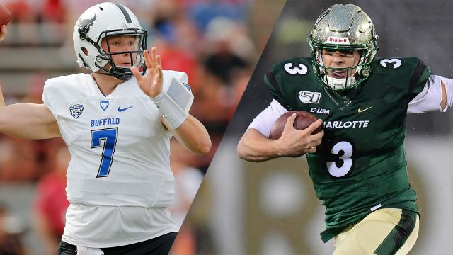 Buffalo vs. Charlotte (Bowl Game)